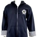 Nautical Anchor Hoodie Sweatshirt